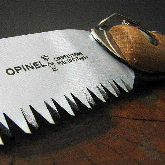 OPINEL フォールディング・ソー #18<br>【オピネル folding saw】アウトドア ブッシュクラフト キャンプ ガーデニング 登山