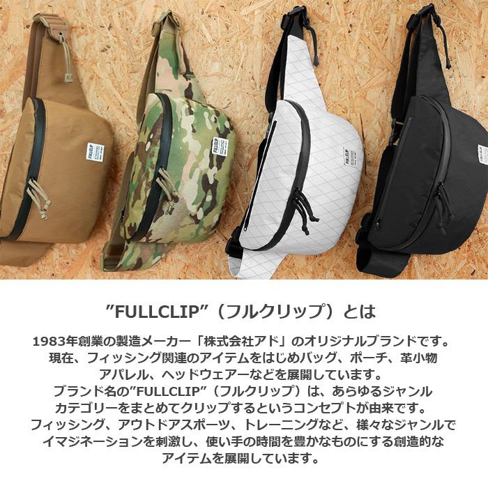FULL CLIP ハーフ トラック/ Camo<br>【Fullclip Half Track/CAMO】メンズ ミリタリー カジュアル アウトドア タウンユース