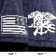 PHANTOM UA フラッグ & トライデント T<br>【ファントム オリジナル UNDER ARMOUR アンダーアーマー trident】メンズ ミリタリー カジュアル アウトドア 米海軍 特殊部隊 NAVY SEAL ネイビー シールズ