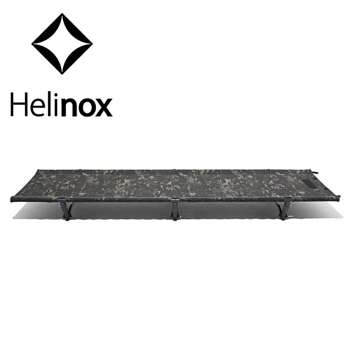 ヘリノックス タクティカル コット コンバーチブル / マルチカムブラック<br>【Helinox Tactical Cot convertible MULTICAM BLACK】アウトドア キャンプ 組み立て式