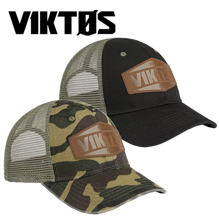 VIKTOS レイドバック メッシュバックキャップ<br>【ヴィクトス ビクトス Laidback Cap】メンズ ミリタリー サバイバルゲーム サバゲ カジュアル