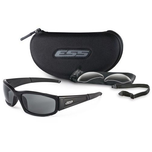 ESS 740-0296 CDI アイウェア<br>【イーエスエス シーディーアイ】メンズ ミリタリー カジュアル アウトドア サバイバルゲーム サバゲ レンズ交換可能 耐衝撃性 ポリカーボネートレンズ