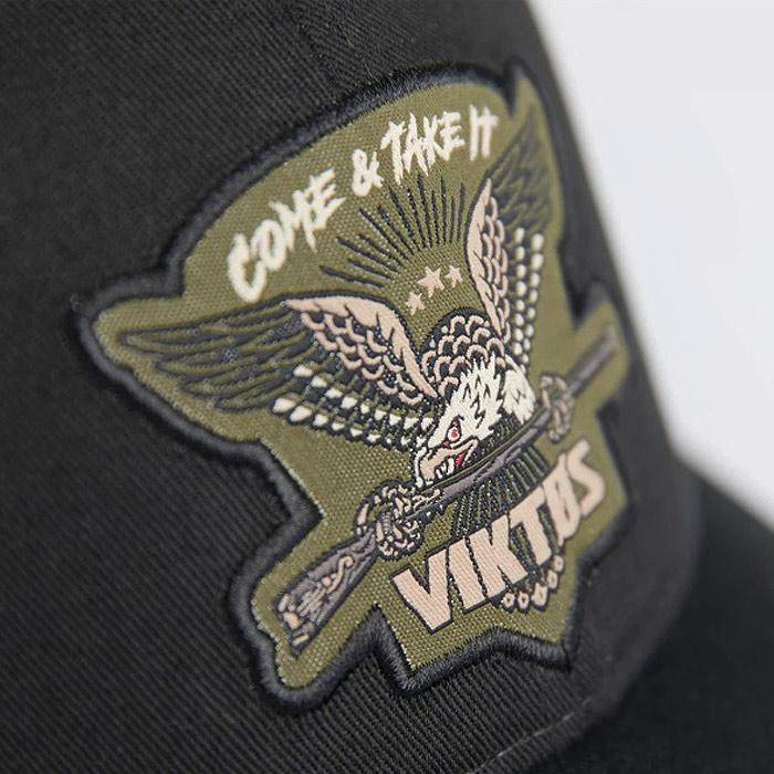 VIKTOS ロングライフル キャップ<br>【ヴィクトス ビクトス Longrifle Cap】メンズ ミリタリー サバイバルゲーム サバゲ カジュアル