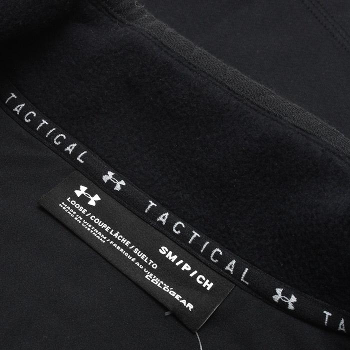 Under Armour Tactical オールパーパス 1/2 ジップシャツ<br>【Ua アンダーアーマー タクティカル Allpurpose 1/2 Zip Shirts】ミリタリー カジュアル メンズ アウター ウェア 日本未発売