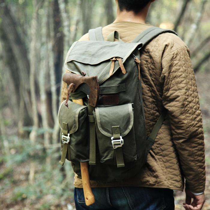 Hultafors Ekelund Hunting Axe<br>【ハルタホース イーケルン ハンティングアックス】アウトドア ブッシュクラフト キャンプ 薪割り ヒッコリー ハンドメイド 斧