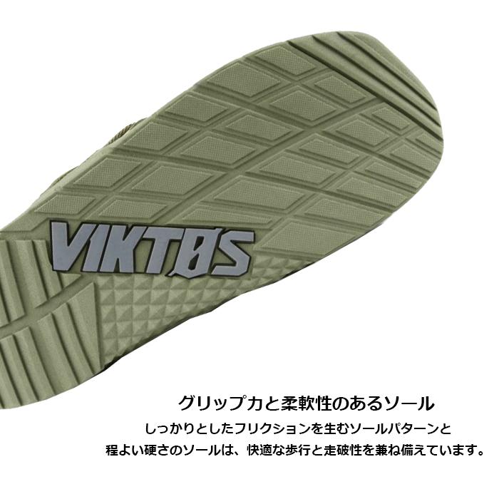 VIKTOS ラック リカバリーサンダル<br>【ヴィクトス ビクトス Ruck Recovery Sandal】メンズ ミリタリー アウトドア ビクトス ビーチサンダル