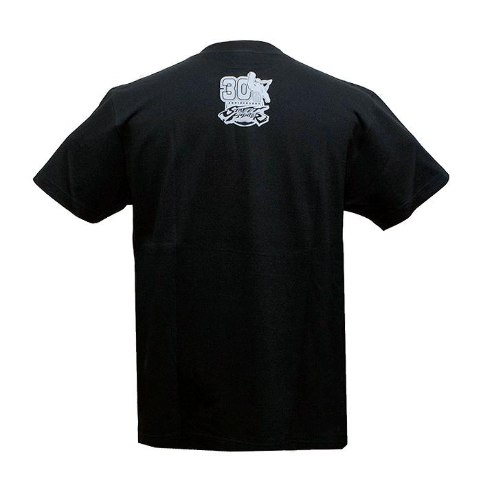 ウルトラストリートファイターII ザ・ファイナルチャレンジャーズ 豪鬼 Tシャツ<br>STREET FIGHTER2 T-SHIRT akuma メンズ ミリタリー カジュアル 国内正規 CAPCOM