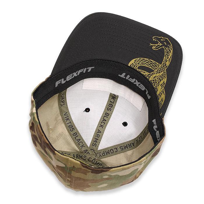 VIKTOS シューターキャップ<br>【ヴィクトス ビクトス shooter flex fit フレックスフィット cap】メンズ ミリタリー サバイバルゲーム サバゲ カジュアル