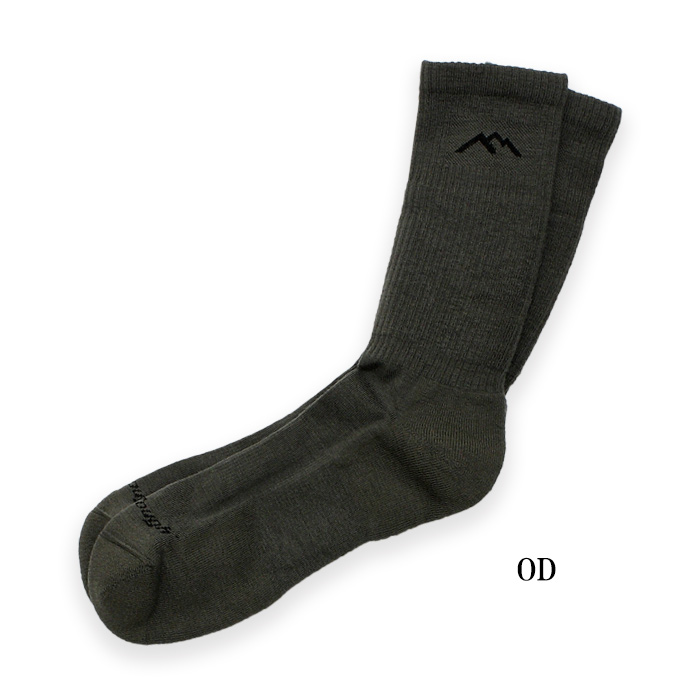 DARN TOUGH TACTICAL クッション ソックス<br>【ダーンタフ タクティカル ミッドカフ mid calf cushion sox】ミリタリー メリノウール ブーツソックス 靴下