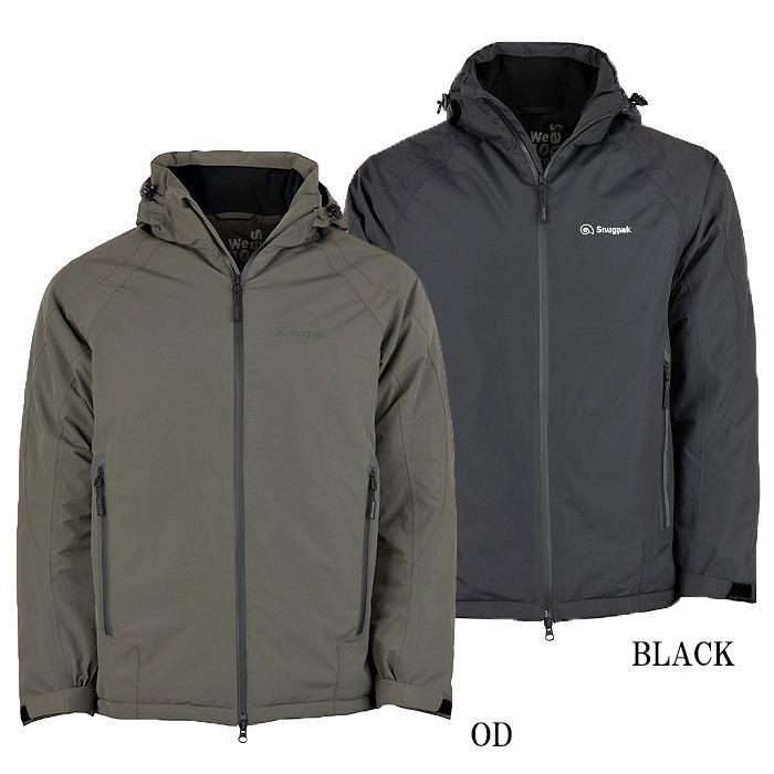 SNUGPAK トレントジャケット<br>【スバグパック torrent jacket】メンズ ミリタリー カジュアル Softie ソフティー Paratex パラテックス 防水 耐水圧10,000mm