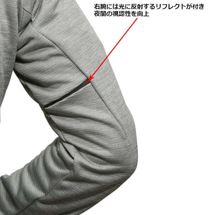 OAKLEY エンハンスド ジャージ ジャケット10.7 <br>【オークリー Enhanced Jersey Jacket 10.7】メンズ カジュアル トレーニング ジャージ