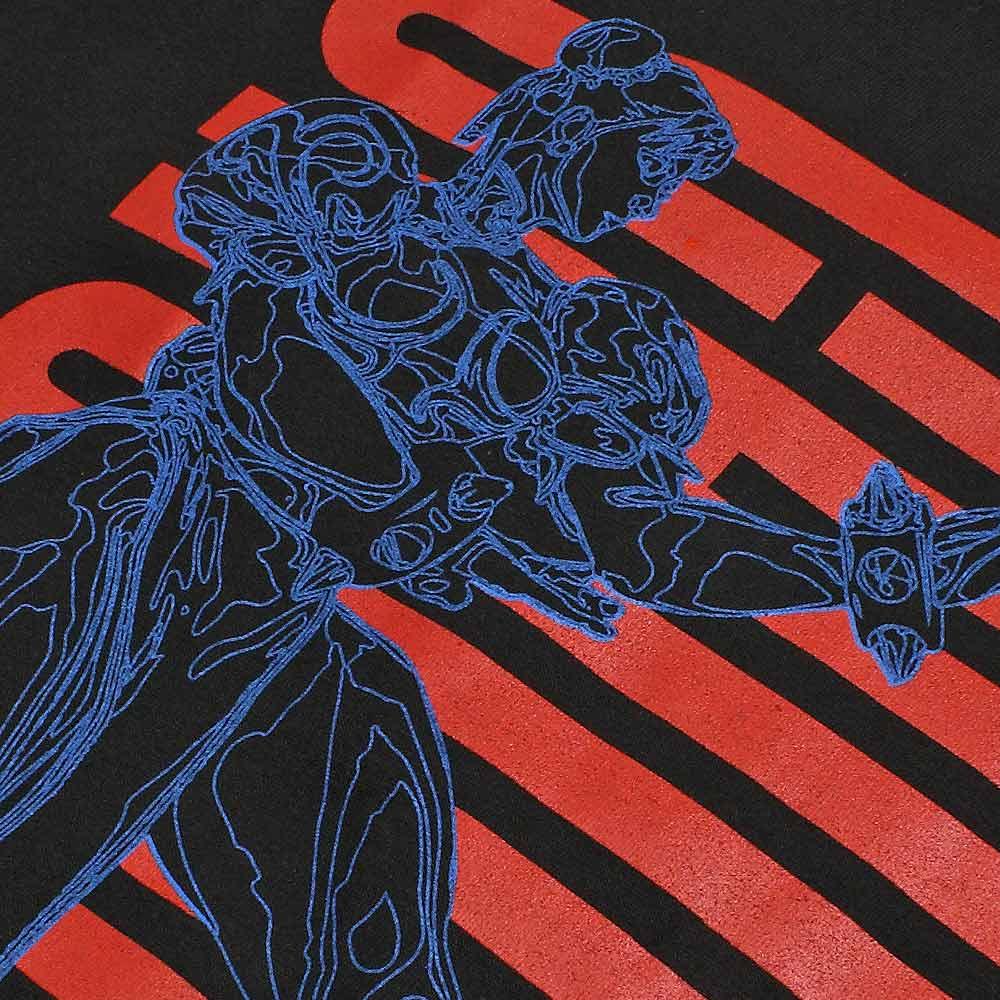 ストリートファイターV Tシャツ 春麗 <br> 【STREET FIGHTER V CHUN-LI】 STREET FIGHTER V T-SHIRT chun-li メンズ ミリタリー カジュアル 国内正規 CAPCOM