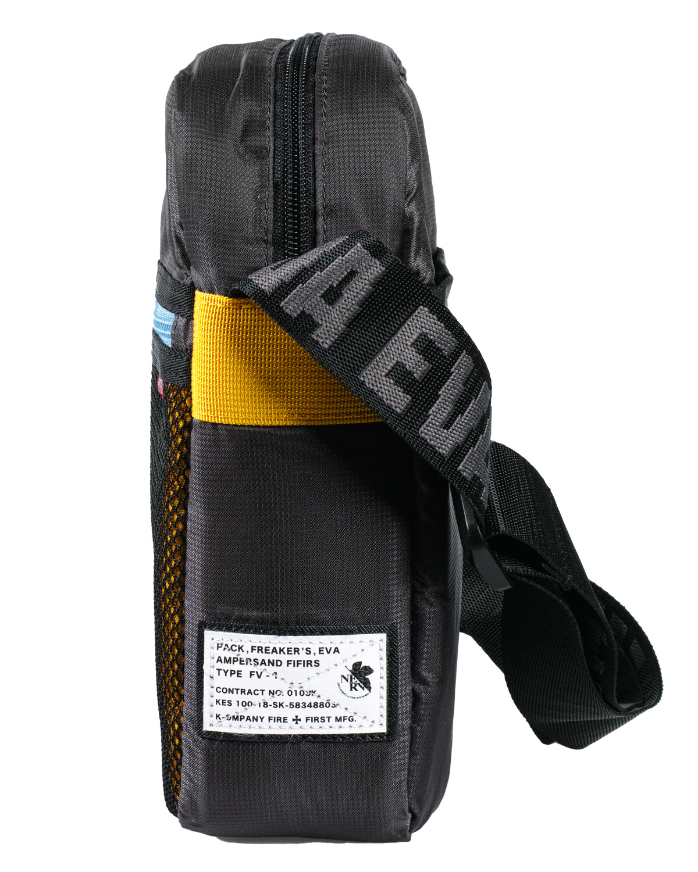 EVANGELION CORE SHOULDER BAG by FIRE FIRST (EVA-00 MODEL)