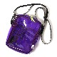 FILA CLEAR MINI SHOULDER BAG EVANGELION LIMITED (PURPLE(EVA-01))