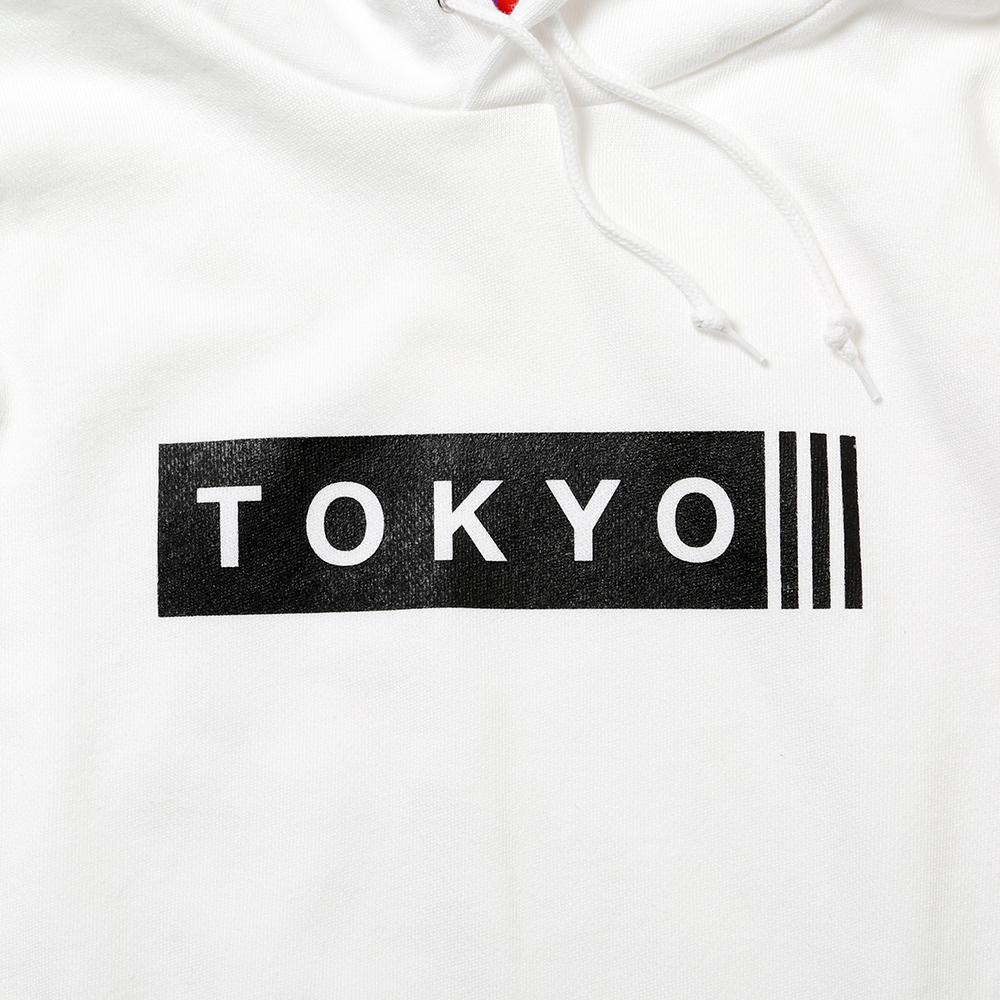TOKYO-III Parka (ホワイト)