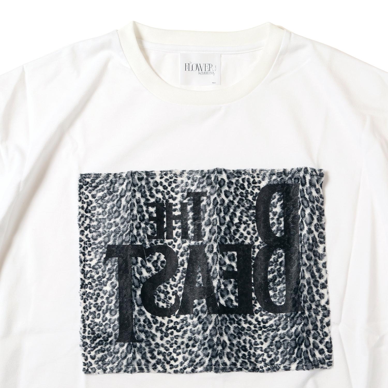 "THE BEAST ""Boost"" T-Shirt (ホワイト)"