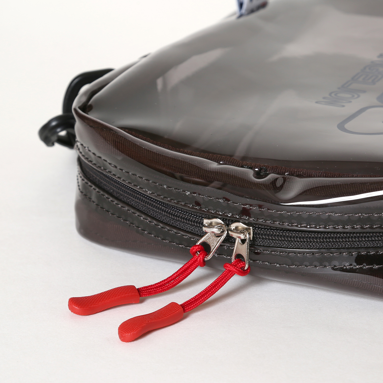 FILA CLEAR MINI SHOULDER BAG EVANGELION LIMITED (GRAY(KAWORU))
