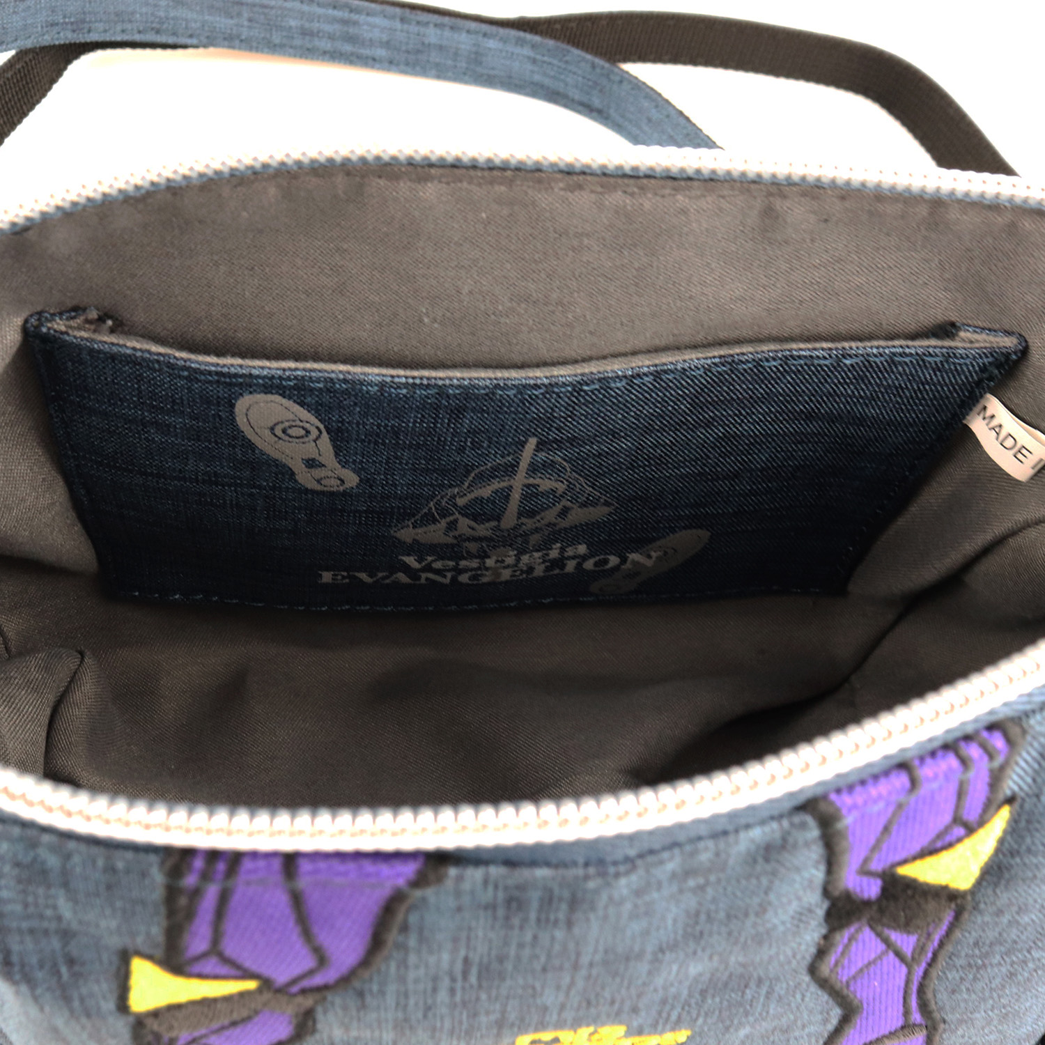 EVANGELION Pouch Shoulder Bag by mis zapatos (レッド(2号機))