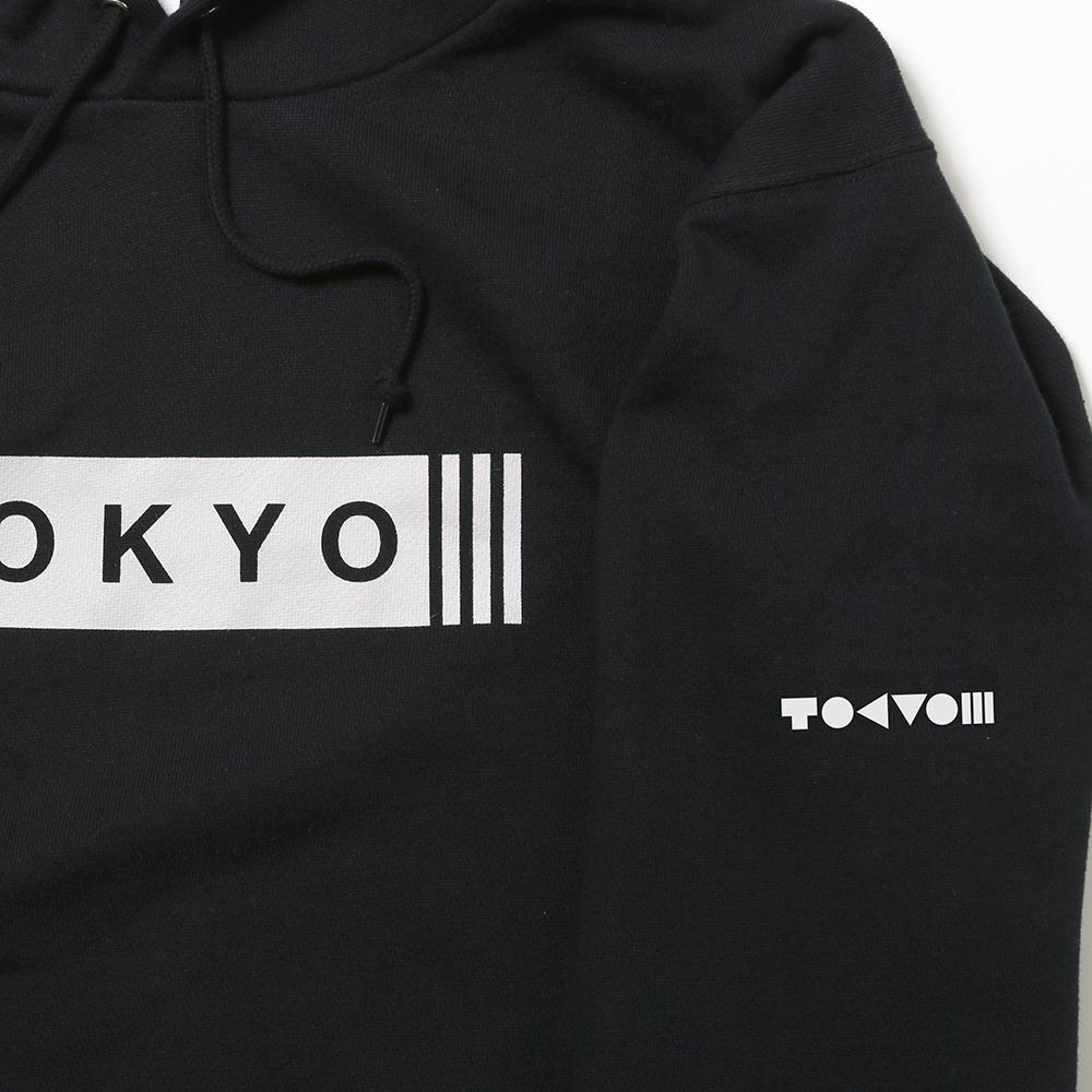 TOKYO-III Parka (ブラック)