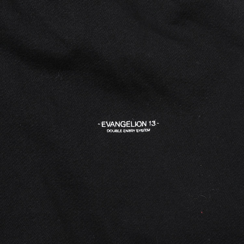 EVANGELION XIII BIG Zip Parka (ブラック)