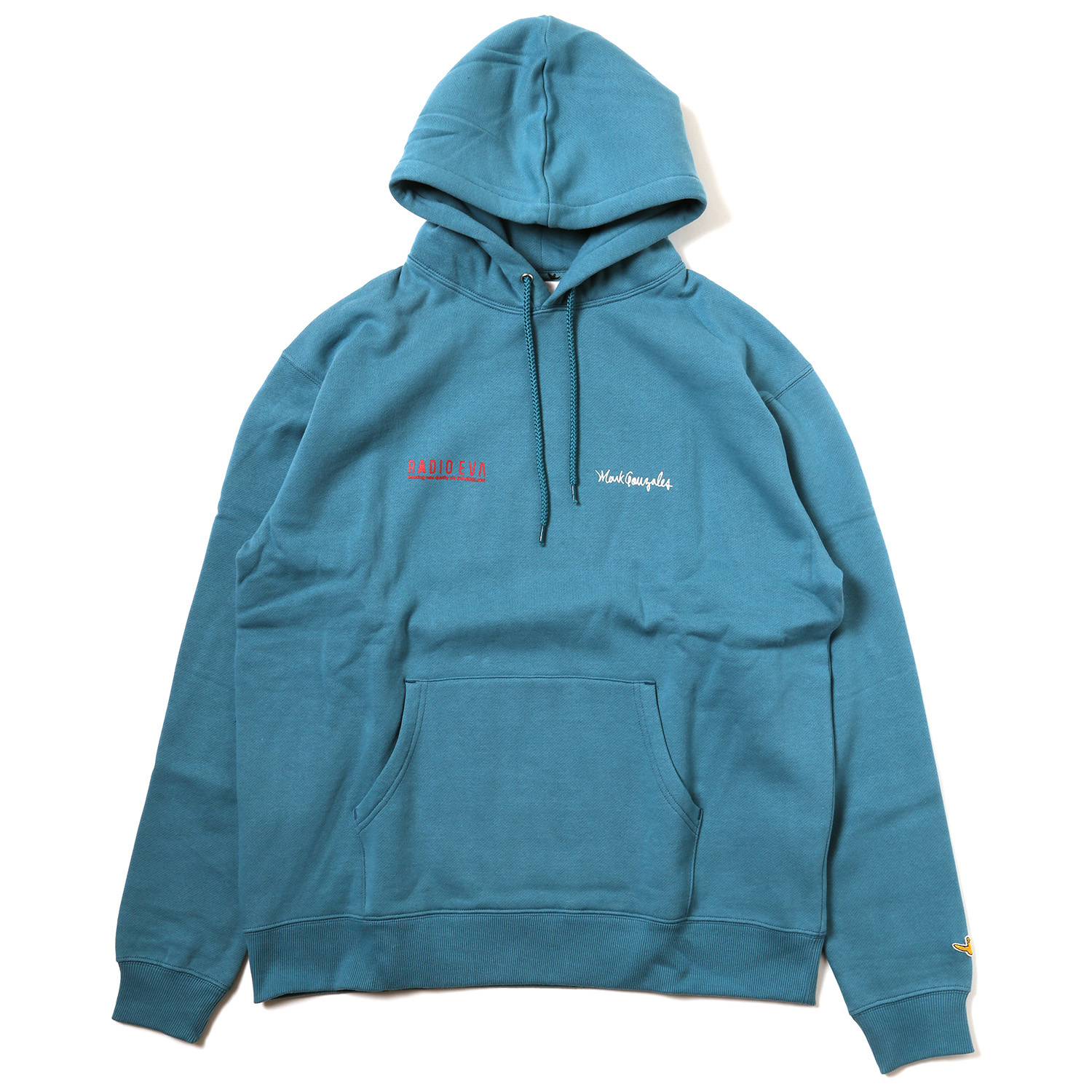Kaworu Pt. HOODIE by MARK GONZALES (EMERALD)