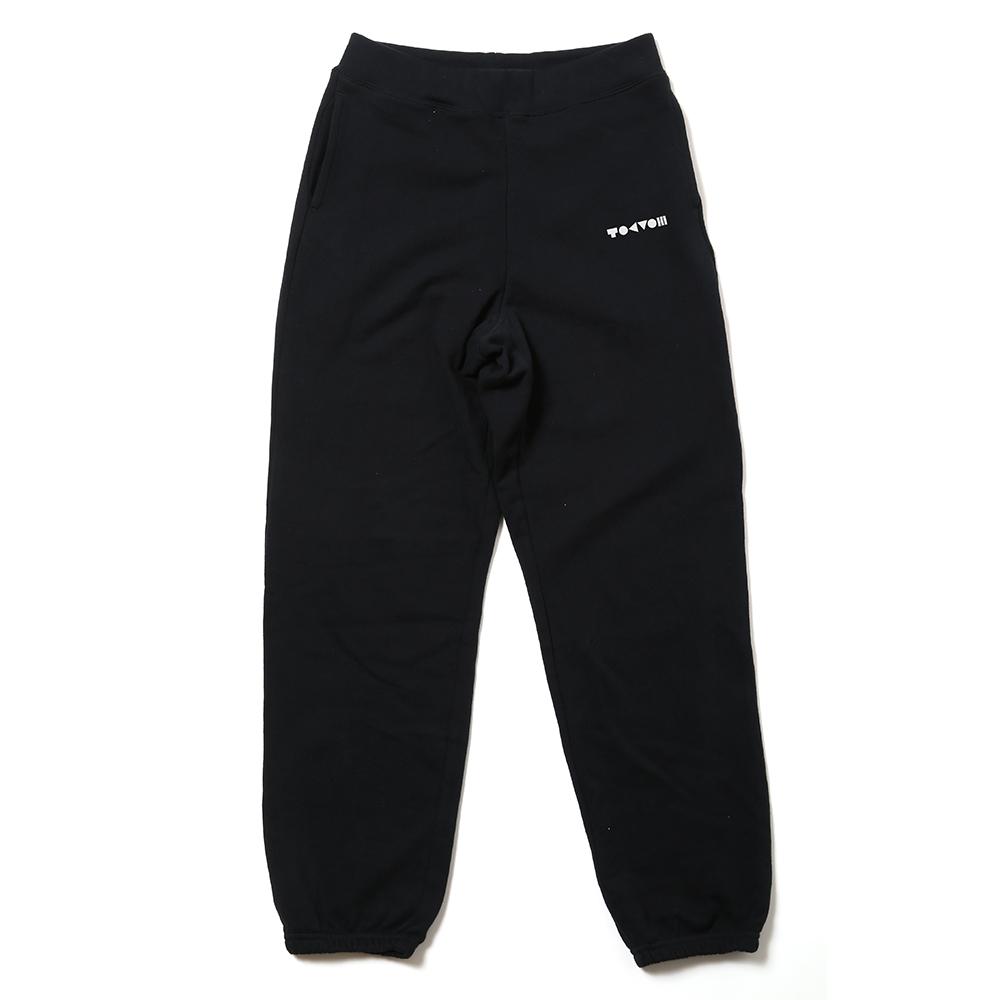 TOKYO-III Sweat Pants (ブラック)