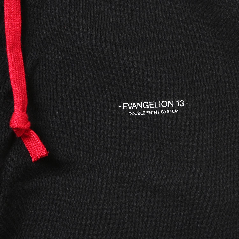 EVANGELION XIII Sweat Pants (ブラック)