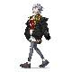 EVANGELION XIII FLANNEL CHECK SHIRTS JKT (イエロー)