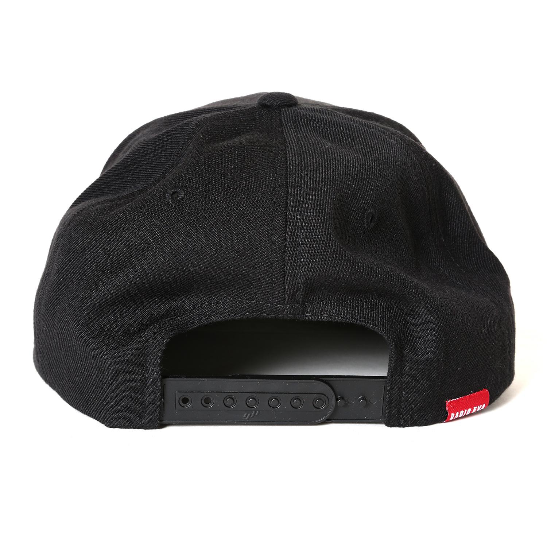 EVANGELION XIII Cap (ブラック)