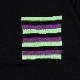 EVANGELION BORDER POCKET T-Shirt (BLACK(EVA-01))