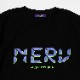 DIGITAL NERV BIG T-Shirt (BLACK)