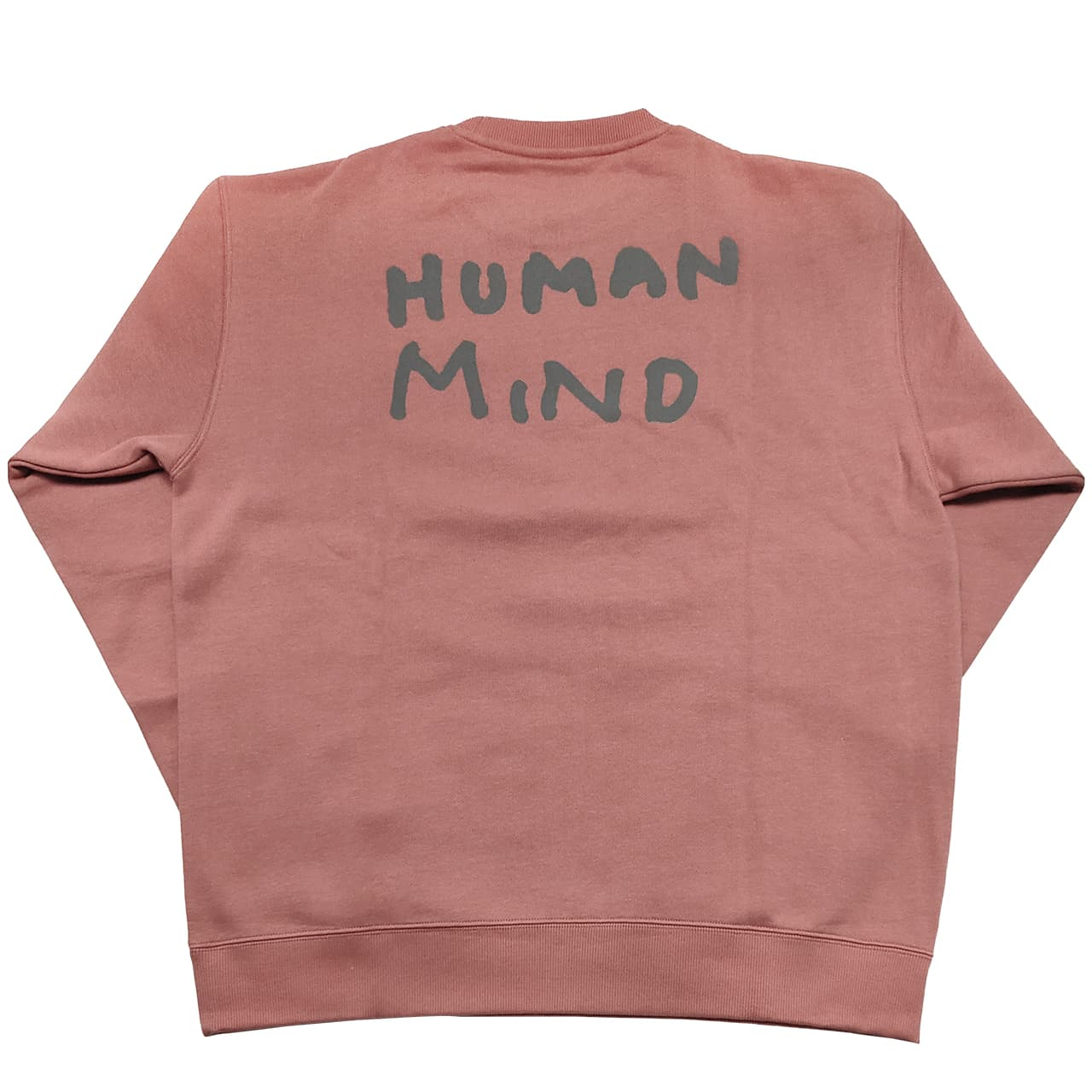 Human Mind Print Sweatshirt by MARK GONZALES (S.RED)