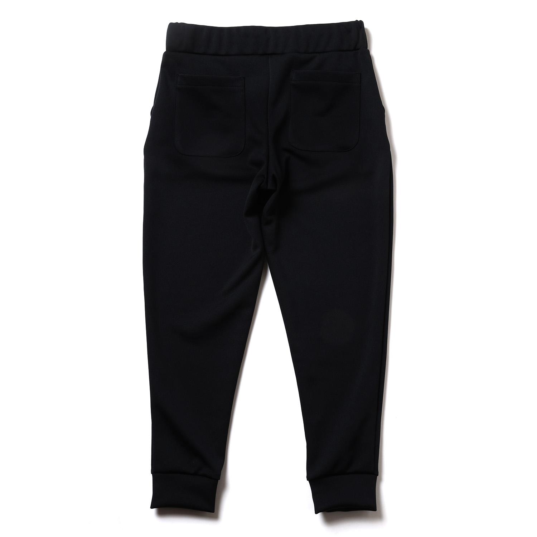 EVA-01 Flower Embroidery Pants (BLACK(初号機ローズ))