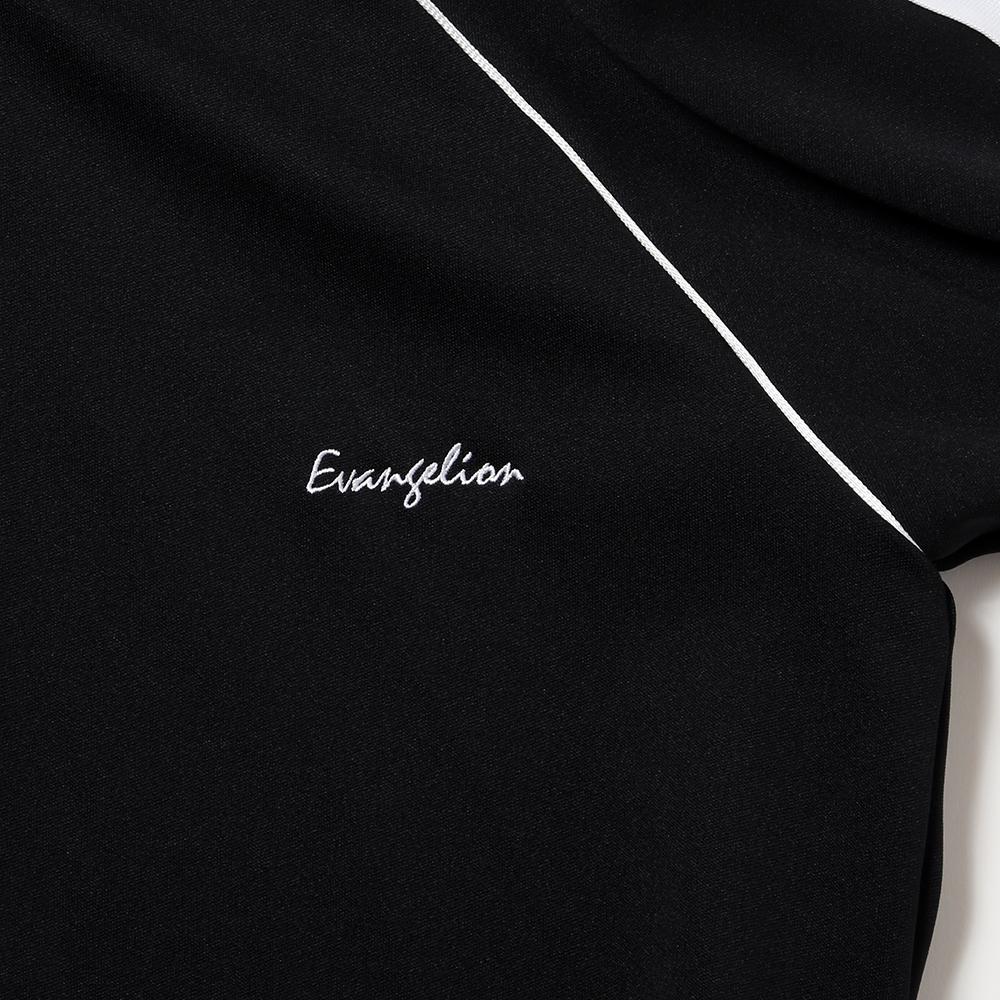 EVANGELION LINE TRACK JACKET (ブラック)