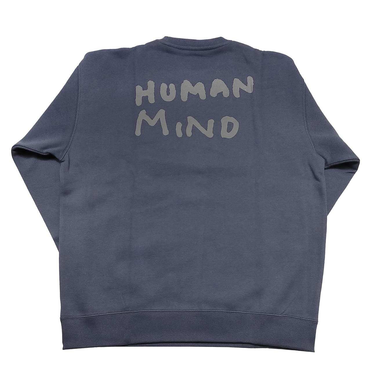 Human Mind Print Sweatshirt by MARK GONZALES (PURPLE)