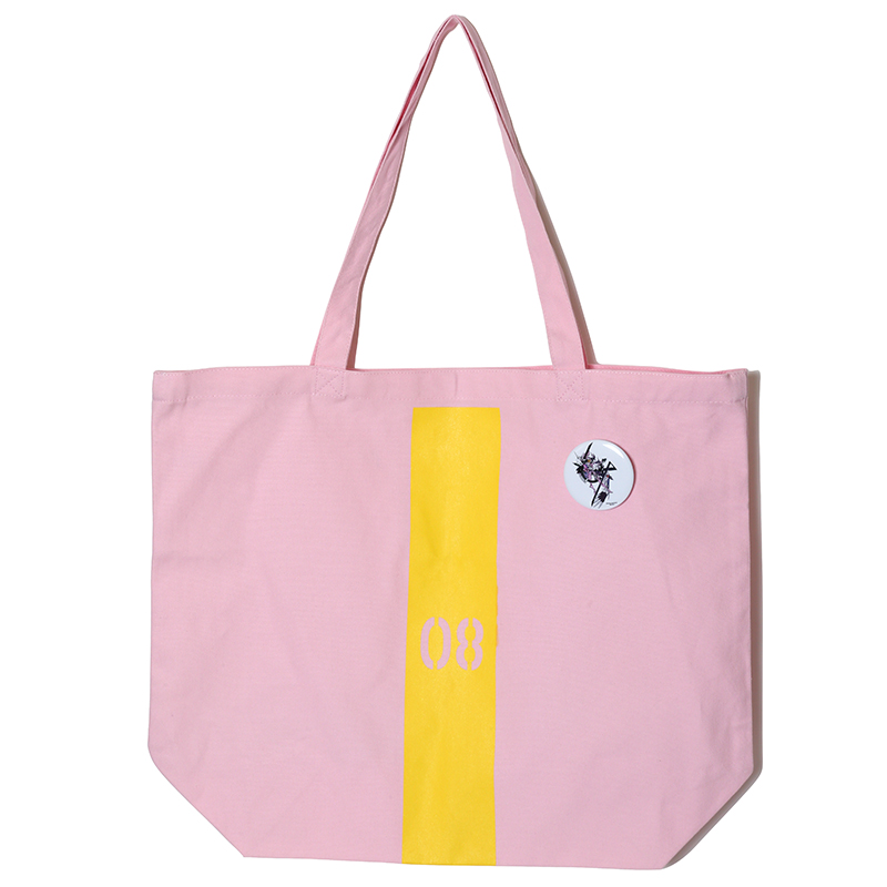 EVANGELION Numbering Tote Bag (ライトピンク(マリ))