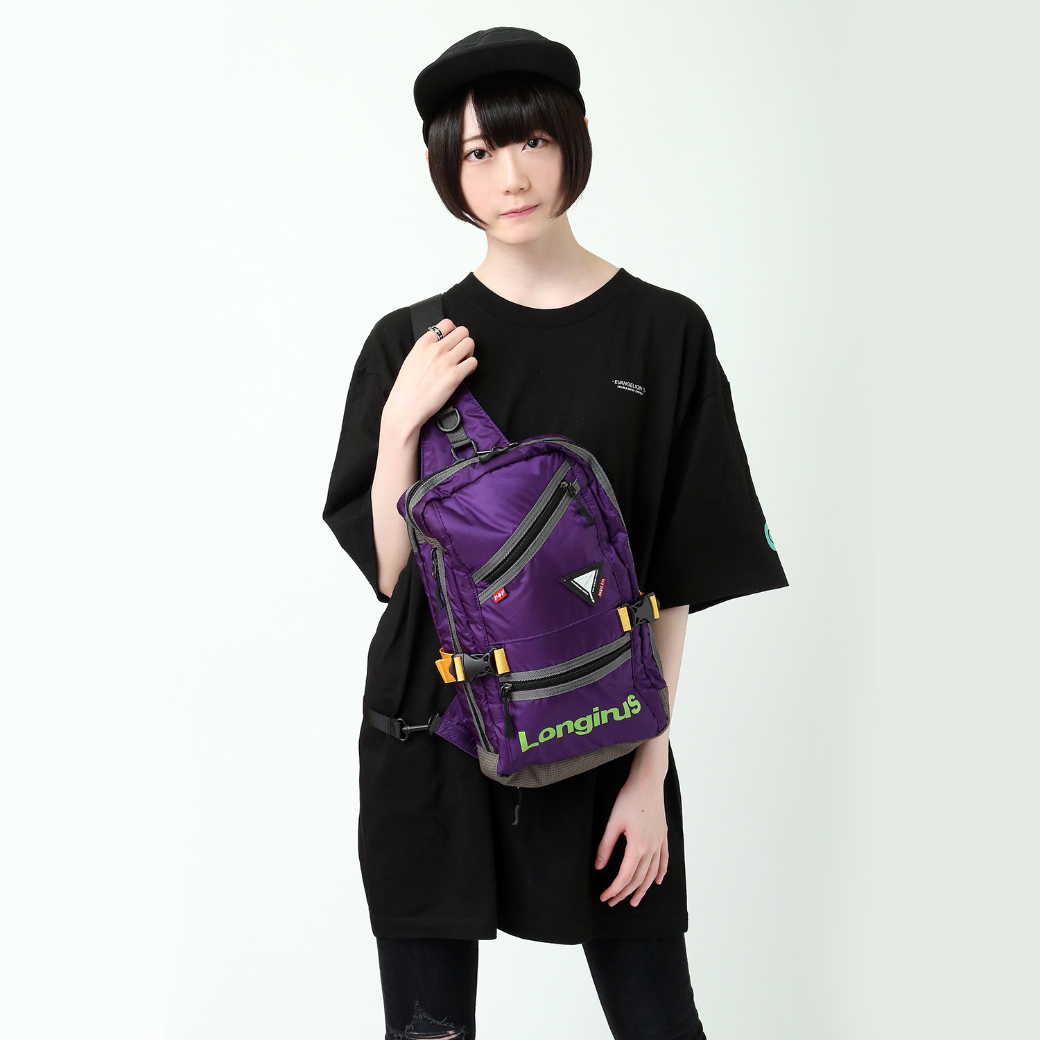 EVANGELION ABOVE BODY BAG by FIRE FIRST (EVA-13 MDOEL)