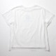 EVANGELION Tulle T-Shirt (WHITE(WILLE))