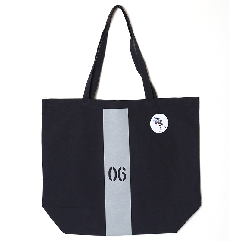 EVANGELION Numbering Tote Bag (ネイビー(カヲル))