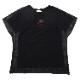 EVANGELION Tulle T-Shirt (BLACK(NERV))