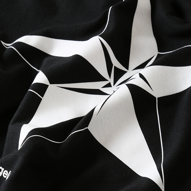 GEOMETRIC 6th Angel T-Shirt (ブラック)