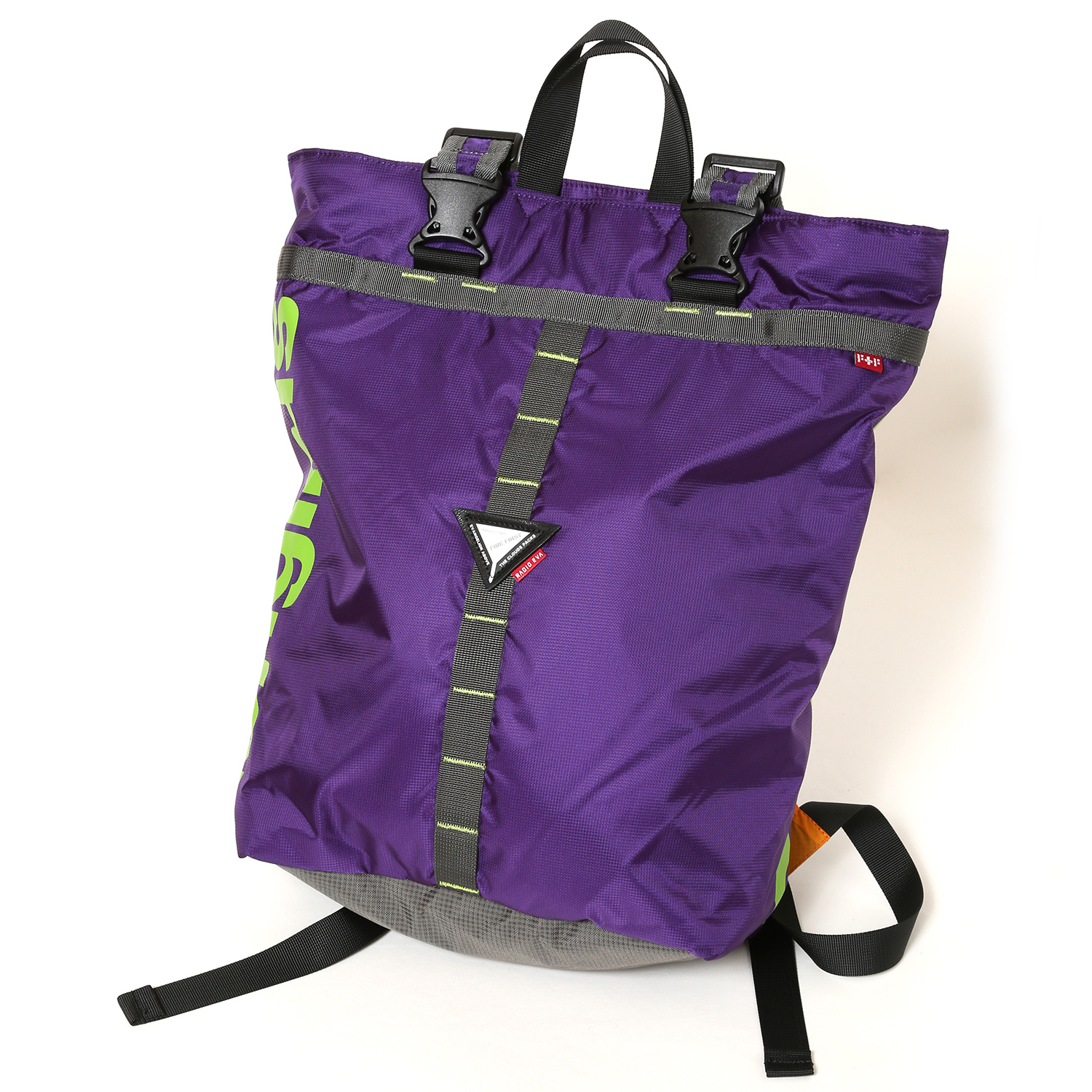 EVANGELION ABOVE AIR RUCK SACK by FIRE FIRST (EVA-13 MODEL)