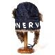 NERV WATER PROOF FLIGHT CAP (ネイビー)