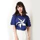 GEOMETRIC 6th Angel T-Shirt (ブルー)