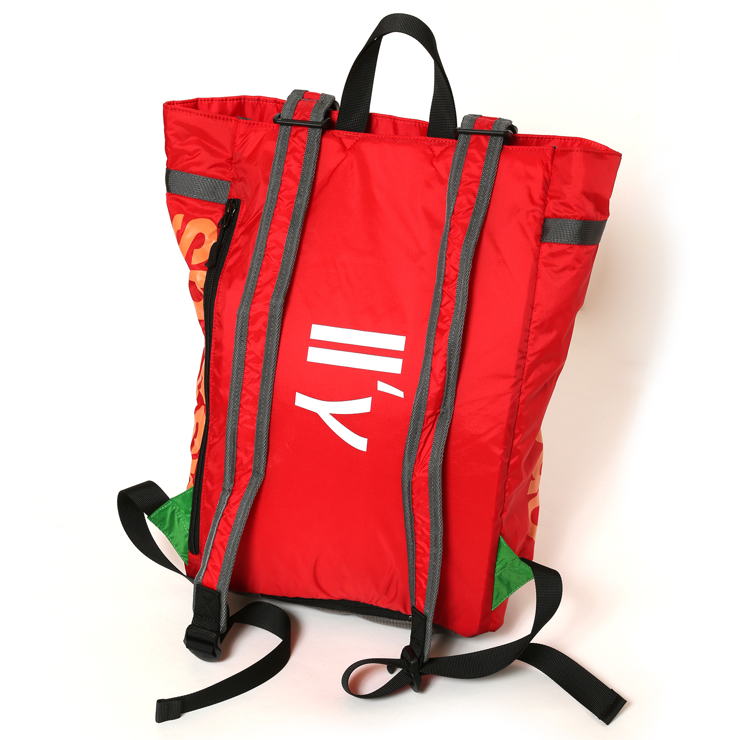 EVANGELION ABOVE AIR RUCK SACK by FIRE FIRST (EVA-02γ MODEL)