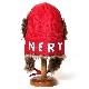 NERV WATER PROOF FLIGHT CAP (レッド)