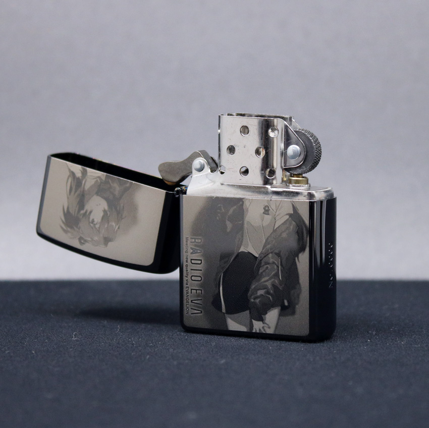 Zippo Lighter by RADIO EVA (アスカ(RADIO EVA10th ANNIVERSARY))