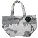 NERV Camouflage Lunch Bag (ホワイトウッドランド)