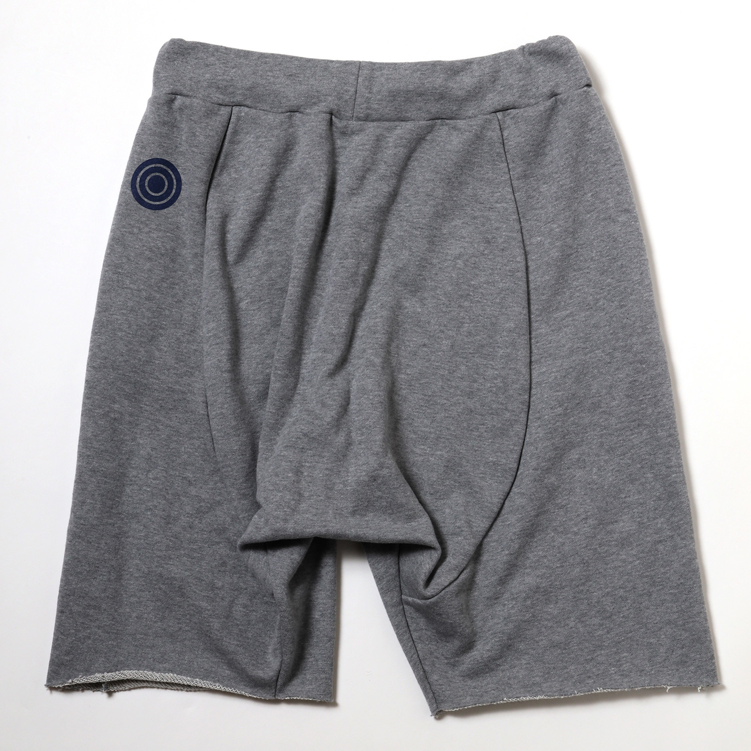 ADAMS Saruel Sweat Short Pants (GRAY)