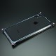 Solid Bumper for iPhone12/12pro (EVANGELION Limited) (Black×Navy(渚カヲル))